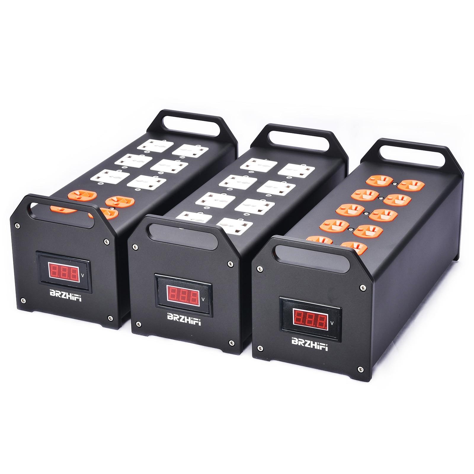 New PW1 4000W 20A High-End Audio Power Purifier, AC Power Conditioner, Power Filter, Power Purifier Power Strip