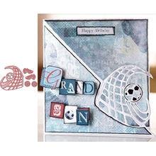 Футбольная тема нестандартный узор металлические Вырубные штампы