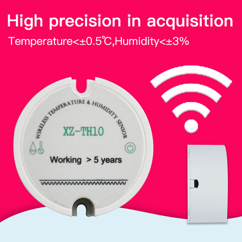 Image 4 - software free 868mhz wireless temperature humidity sensor 433 moisture sensor real time temperature humidity logger/monitoring-in Fixed Wireless Terminals from Cellphones & Telecommunications