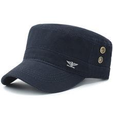 Gorra militar de béisbol hip hop para hombre, sombrero táctico de algodón, deportivo, para primavera y otoño
