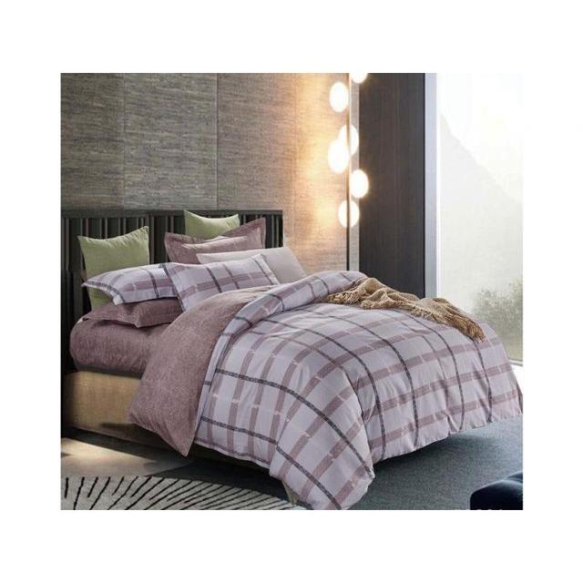 Комплект постельного белья двуспальный-евро АльВиТек, CA, 201