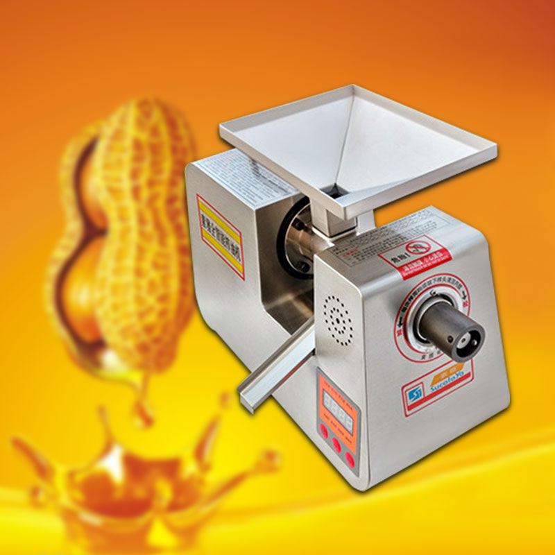 304 из нержавеющей стали 220V маленький автоматический интеллигентая (ый) масло пресс кунжутное масло пресс арахисовая соя масла
