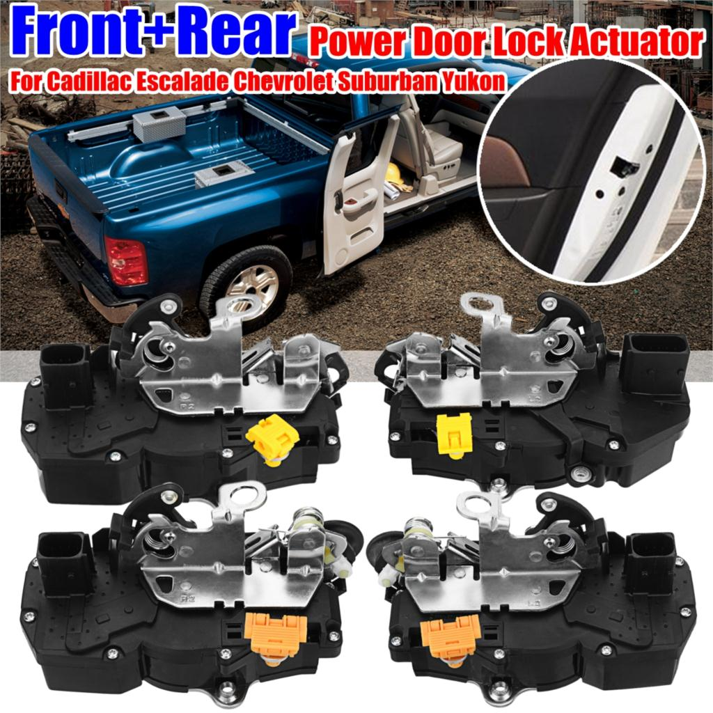 15785127 Car Door Lock Actuator Front Rear For Cadillac Escalade for Chevrolet Avalanche 1500HD Suburban Sierra for GMC 931-109