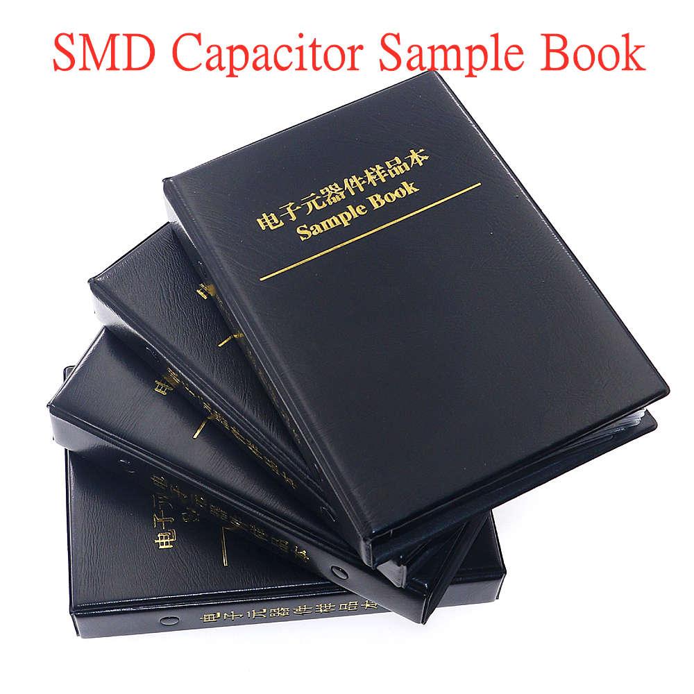 0402 0603 0805 1206 SMD SMT чип конденсатор Образец набор в ассортименте