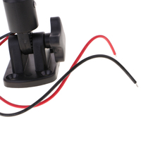 12V Three Color LED Anchor Light Drain Plug Light For Marine Boat