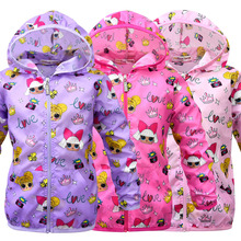 Summer Spring Toddler Baby Boys Girls Full Lol Clothing Hood
