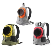 Pet Carrier Backpack, Portable Pet Front Cat Dog Carrier Backpack Travel Bag for Small Medium Dogs Cats Puppies Outdoor