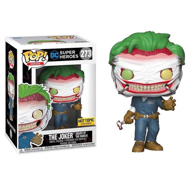 FUNKO POP Suicide Squad Punk Joker Harleen Collection Action Figure Toys Vinyl Car Decoration Model for Kids Birthday Gifts 6