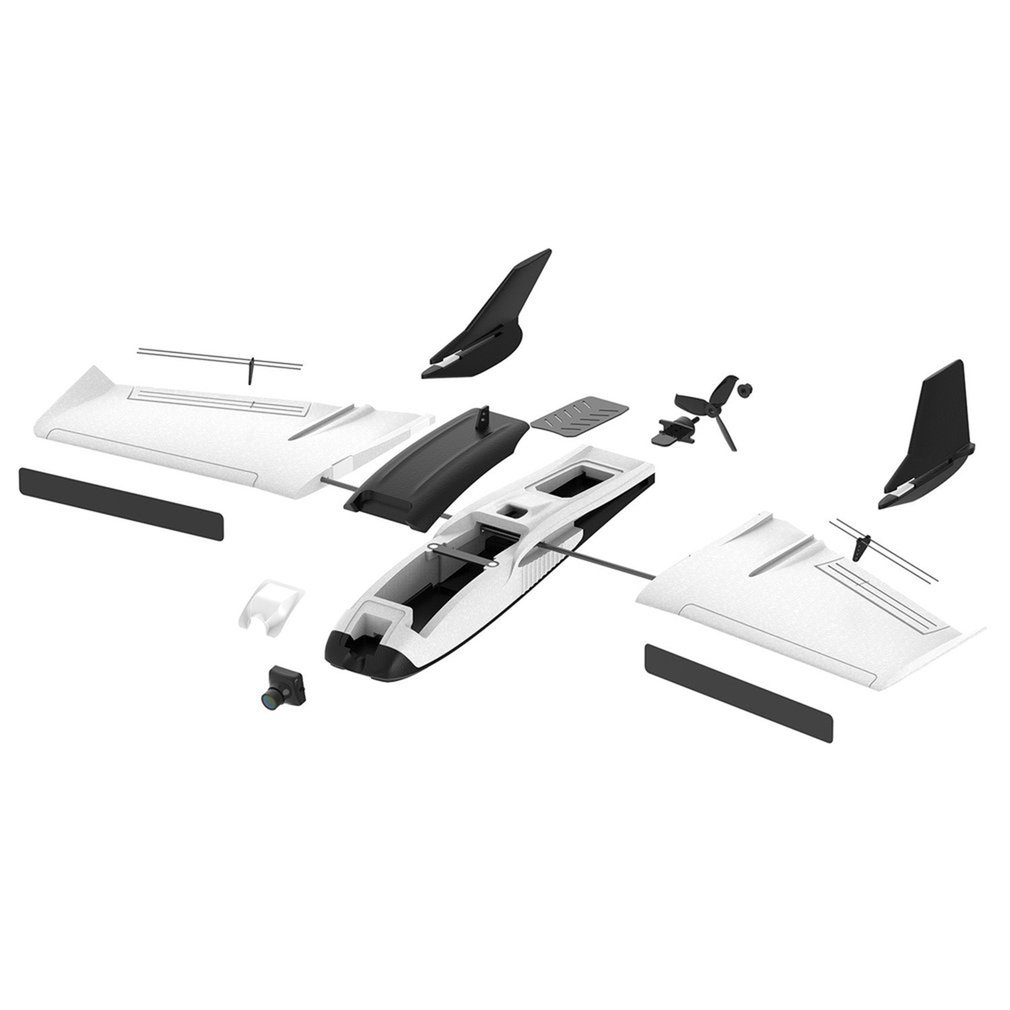 ZOHD Dart 570mm 877mm Wingspan Sweep Forward Wing Aio Epp FPV RC Airplane Fpv Fixed Wing RC Drone Plane KIT PNP FPV Version