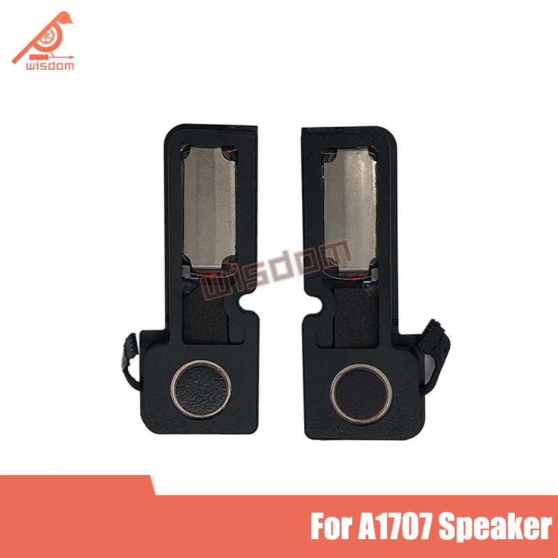 Original Used for Macbook Pro 15 A1707 Speaker Left and Right Speaker Set Pair Late 2016 Mid 2017 Year image