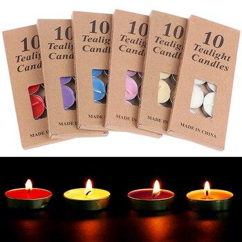 10 pezzi di candele per aromateripia set