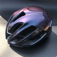 Rot aero radfahren helm rennrad in fahrrad helm für Erwachsene männer frauen mtb mountainbike casco ciclismo Fahrrad helm trail