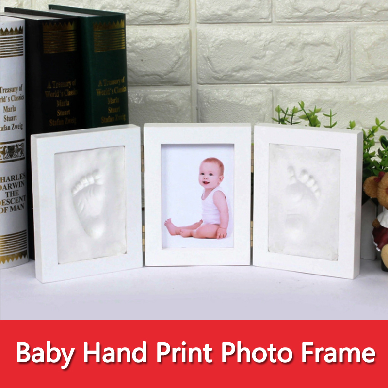 Baby Gift Ink Paw Print Stamp Pad Hand Prints Baby Items Voetafdruk Clay Printing Pads Babies Pawpads Ink Pad Drop Shipping