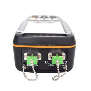 Image 2 - TM70B Handheld PON Fiber Optical Power Meter 1310/1490/1550nm