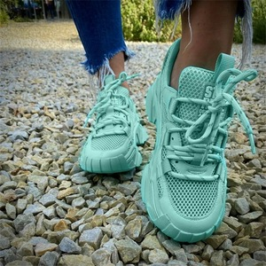 Summer Female Sneakers Autumn Chunky Women Sneakers Womens Platform Sneakers Shoes Canvas Shoes Ladies Casual Shoes 2020 Fashion