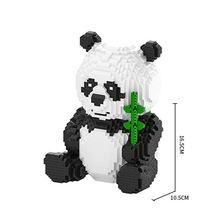Лидер продаж создатели lepining классика животное Китай панда