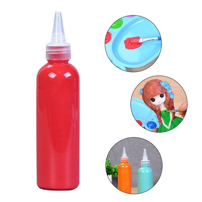 grande garrafa acrilico pigmento aquarela pintura 04