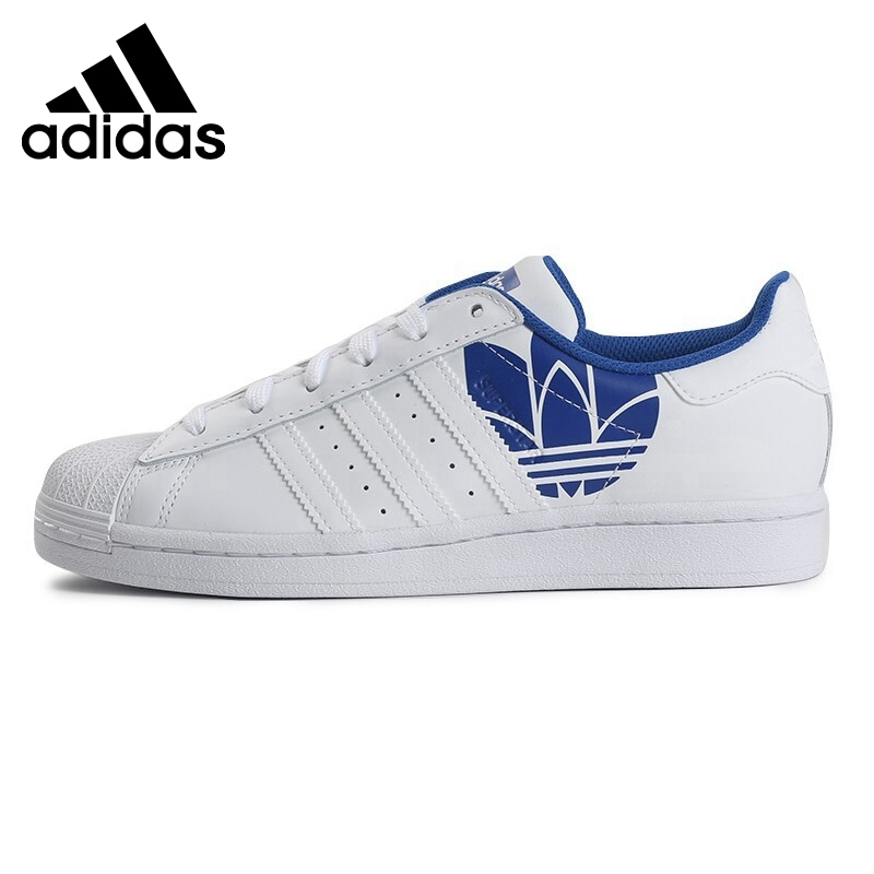 Original New Arrival <font><b>Adidas</b></font> Originals SUPERSTAR <font><b>Unisex</b></font> Skateboarding Shoes Sneakers image