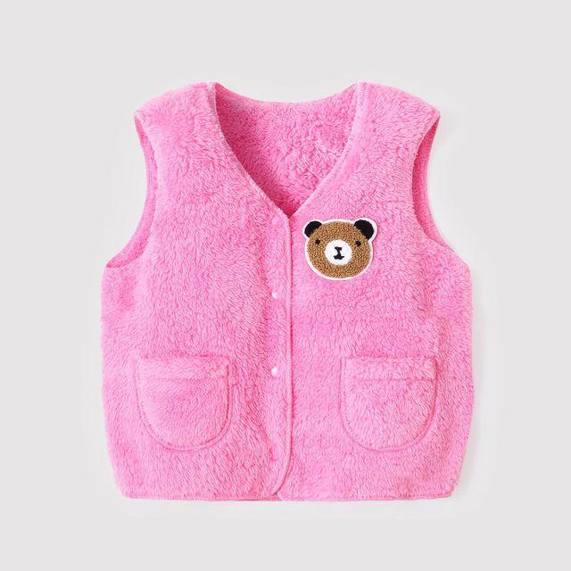 Autumn Winter Children Vest...