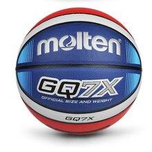 2019 hohe Qualität Basketball Ball Offizielle Größe 7/6/5 PU Leder Outdoor Indoor Spiel Ausbildung Aufblasbare Basketball baloncesto