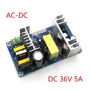 Image 2 - AC 100 240V To DC 36V 5A  180W AC DC Switching Power Supply Module