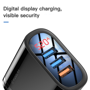 Image 3 - KUULAA szybka ładowarka USB dla wielu wtyczek, 30W QC3.0 QC, ładowarka do telefonu, iPhone, Samsung, Xiaomi, Huawei