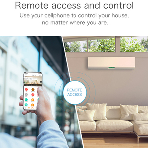 Image 2 - Geeklink Mini Smart Home Universal Remote Controller  WIFI+ IR Control Center for smart home  Work with Alexa