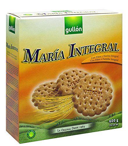 Gullón - María Integral - Galletas María Integral - 3 X 200 G