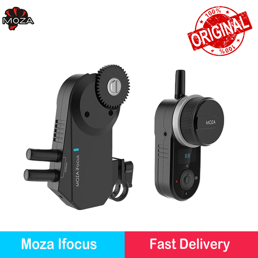 MOZA iFOCUS Wireless Lens Control System Motor Hand Wheel Wireless follow focus for MOZA Air 2 Air Aircross Ronin S Crane 2-in Gimbal Accessories from Consumer Electronics    1