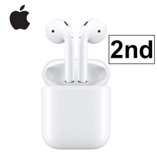 Apple AirPods 2nd with Charging Case Bluetooth Earphone Wireless Bass Earbuds To