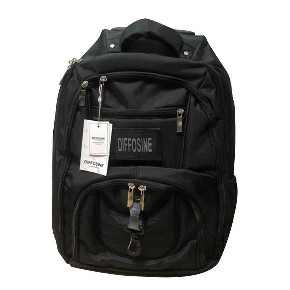 DIFFOSINE Bag Anti Theft Oxford Men <font><b>15</b></font> inch <font><b>Laptop</b></font> <font><b>Backpacks</b></font> School Fashion Travel Mochilas Feminina Casual <font><b>Women</b></font> Schoolbag USB image