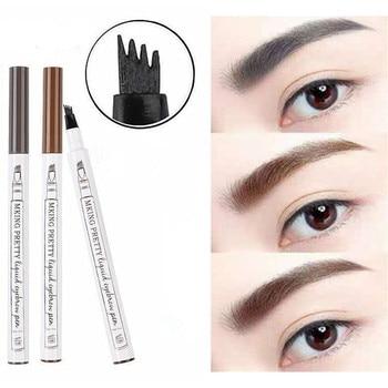 1Pcs Women Makeup Sketch Liquid Eyebrow Pencil Waterproof Brown Eye Brow Tattoo Dye Tint Pen Liner Long Lasting Eyebrow https://gosaveshop.com/Demo2/product/1pcs-women-makeup-sketch-liquid-eyebrow-pencil-waterproof-brown-eye-brow-tattoo-dye-tint-pen-liner-long-lasting-eyebrow/