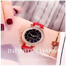 Luxury Diamond Casual Women Watches Female Clock Quartz Wristwatch Fashion Ladies Women's Wrist Watch reloj relogio feminino