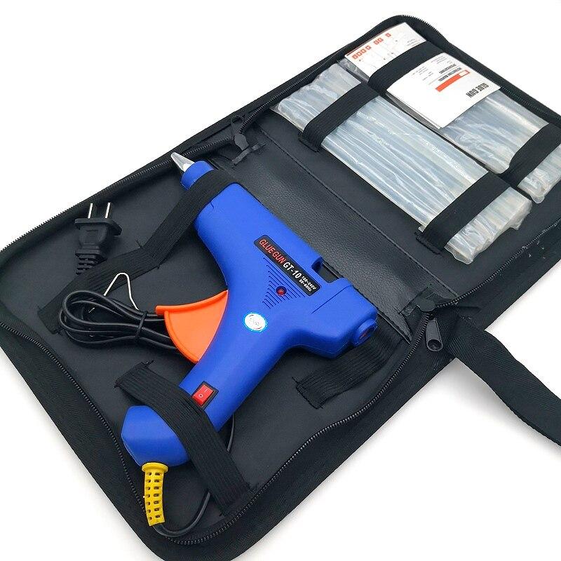 High Temp Heater 60W Hot Melt Glue Gun Good Quality With Bag 11mm Glue Stick