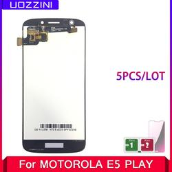 5 Pcs LCD Display E5 Play Lcds For Moto E5 PLAY XT1920 For Moto E5 PLAY LCD Display Screen Touch Digitizer Assembly Replacement