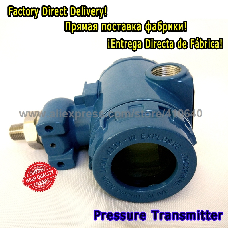 LCD Pressure Transmitter 0-200 Kpa  002