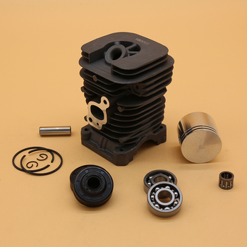 41.1MM CYLINDER PISTON FOR PARTNER 351 260 340 350 352 370 390 420 POULAN 210 220 221 230 260 1950 2150 2450 2550 CHAINSAW PARTS