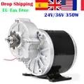 MY1016Z3 350W 24 V/36 V DC Pinsel Motor Elektrische Dreirad Getriebe Motor E Bike Roller Motorrad DC getriebe Motor