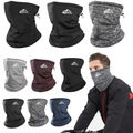 Зимний шарф-грелка для шеи, велосипедный шарф, спортивные головные уборы для бега на открытом воздухе, шарф для лица, велосипедная бандана, М...