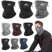 Kış boyun isıtıcı bisiklet eşarp açık koşu spor şapkalar yüz eşarp bisiklet Bandana erkekler basit moda bisiklet bantlar
