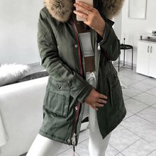 2019 Jacket Women Winter Fashion Warm Thick Solid Short Style Cotton padded Parkas Coat Stand Collar стоимость