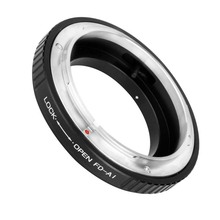 macro Adapter ring for canon FD FL Mount Lens to nikon d3 d5 d90 d300 d500 d600 D750 d780 D800 d850 d7500 d3200 d5600 Camera
