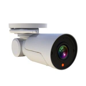Image 5 - Full HD Mini bala Wifi cámara IP PTZ 2.0MP impermeable 4x Zoom Varifocal Pan Tilt infrarrojo inalámbrico CamHi WIFI Cámara al aire libre