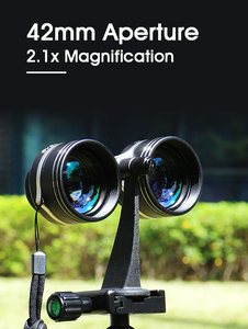 Image 4 - SVBONY SV407 2.1x42mm 26 Degree Super Wide Binoculars Astronomical Telescope for Stellar observation and Theater Perform
