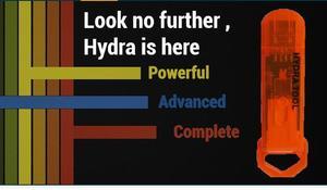 Image 5 - Najnowszy oryginalny klucz narzędziowy Hydra jest kluczem do wszystkich programów narzędziowych HYDRA + UMF wszystkie zestaw kabli rozruchowych (łatwe przełączanie) i Micro