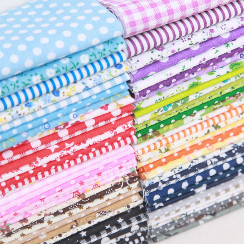 ⌠Big SaleCloth Quilting-Fabrics for Patchwork Needlework DIY Handmade-Material Sewing Printed