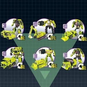 Image 5 - שינוי לא תיבה הקמעונאי Devastator Defender Defensor איור צעצועים
