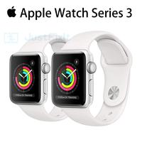 Used Apple Watch Series 3 90% New GPS 38MM/42MM  Black and White Aluminum Case Sport Band Smart watch 1