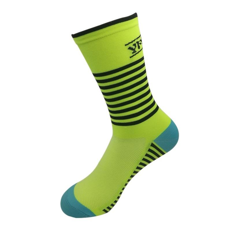 Outdoor Men Cycling Bicyle Socks Fit For 40-45 Basketball Socks Breathable Running Climbing Skiing Sport Socks
