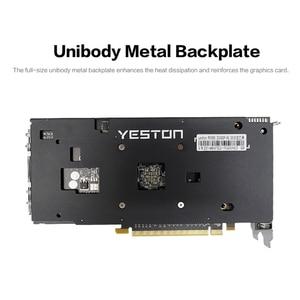 Image 4 - יסטון Radeon RX 580 GPU 8GB GDDR5 256bit משחקי מחשב שולחני מחשב וידאו הגרפיקה כרטיסי תמיכה DVI D/HDMI/DP PCI E X16 3.0